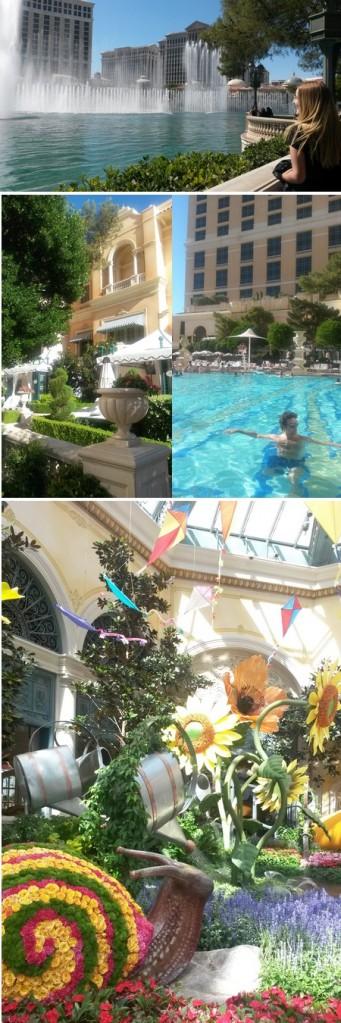 Le Bellagio reste sinon une vraie valeur sure avec sa piscine royale (une des plus belles)